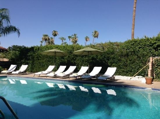 La Maison Hotel: la Maison, pool