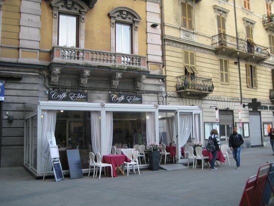 Affittacamere Lunamar: Cafe