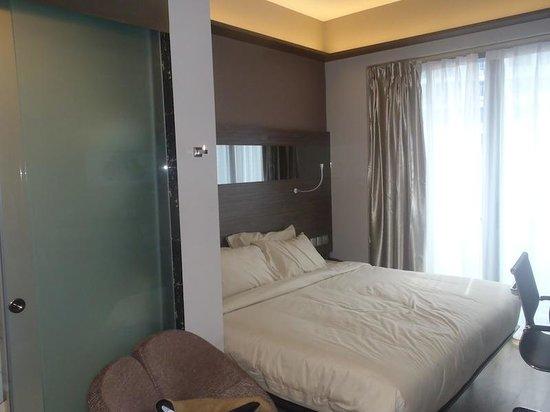 Parc Sovereign Hotel - Tyrwhitt : Deluxe Room