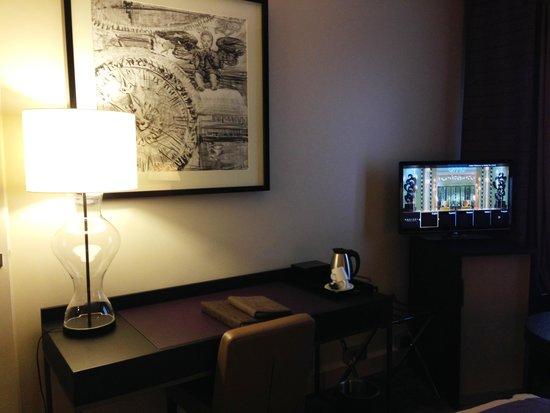 Sofitel Strasbourg Grande Ile: Room