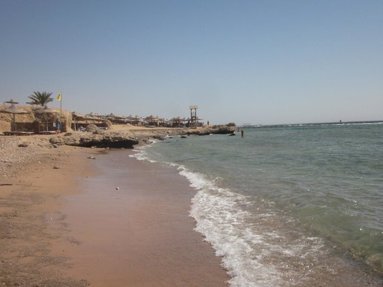 Sea Club Resort - Sharm el Sheikh: пляж