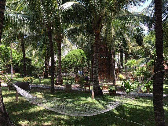 Some Days of Silence Resort & Spa : Hotel territory