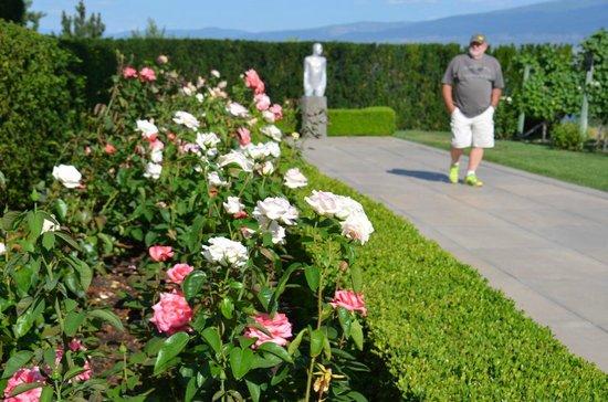 West Kelowna, Canadá: Beautifully kept grounds