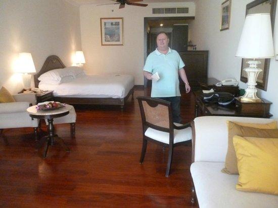 Sofitel Krabi Phokeethra Golf & Spa Resort: our room