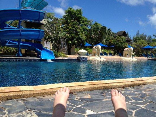 Centara Seaview Resort Khao Lak: Amazing pools