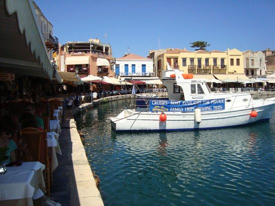 Rethymnon Old Town: The Venetian Harbour