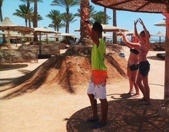 Laguna Vista Beach Resort: Урок танца живота)