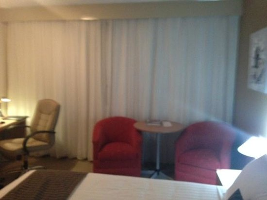 BEST WESTERN PLUS Launceston : Sitting area