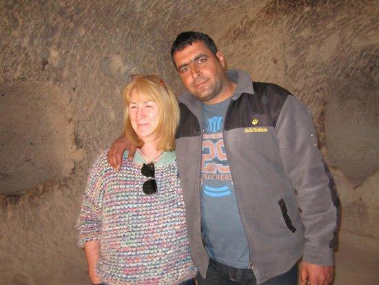 Cappadocia Stone Palace: Tour Guide - Isa