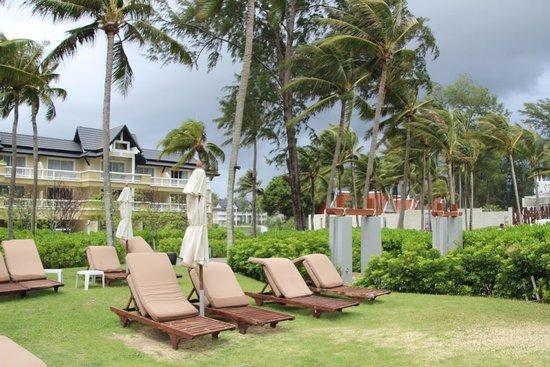 Angsana Laguna Phuket: Beach front Rooms