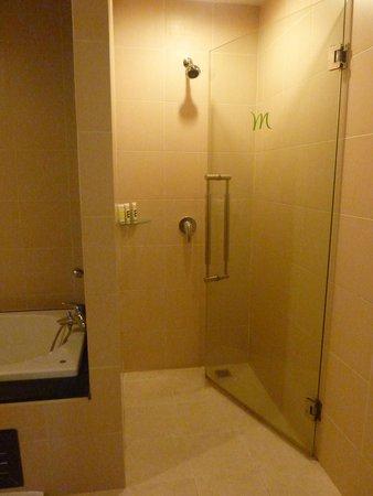 Deevana Plaza Phuket Patong: Room 437 Shower Room