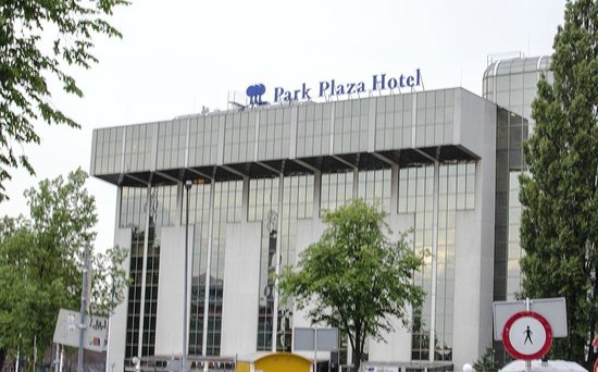 Park Plaza Utrecht: View of the Hotel
