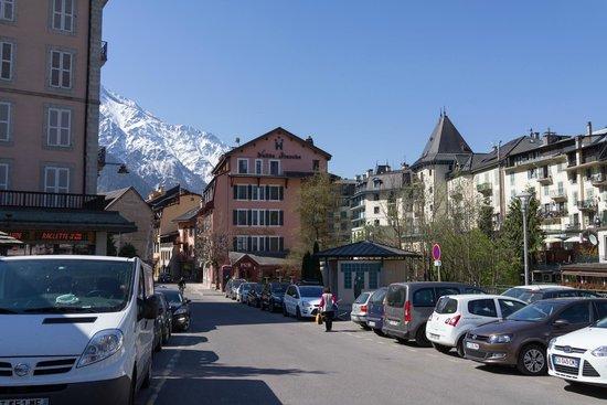 Hotel la Vallee Blanche: ホテル