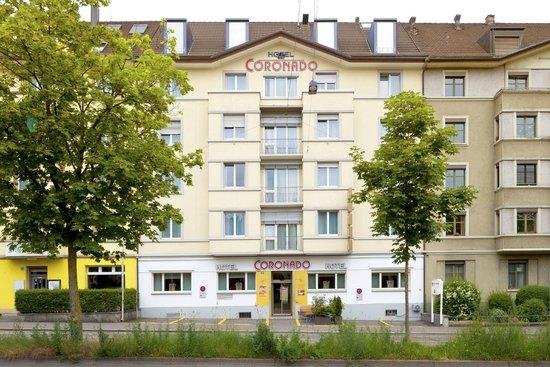 Coronado Hotel : Aussenansicht