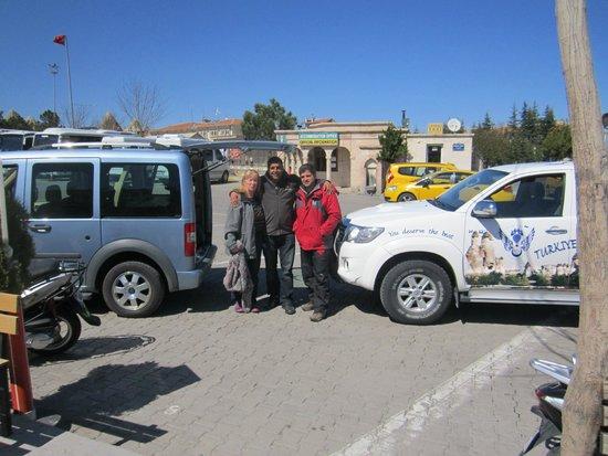 Cappadocia Stone Palace : Hotel Shuttle Service to Bus Station - Isa