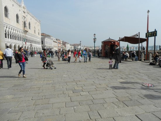 Piazza San Marco (Plaza de San Marcos): St. Mark's Square (Piazza San Marco)