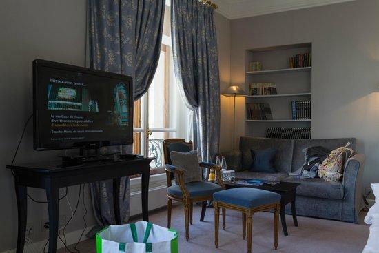 Hotel des Trois Couronnes : 部屋