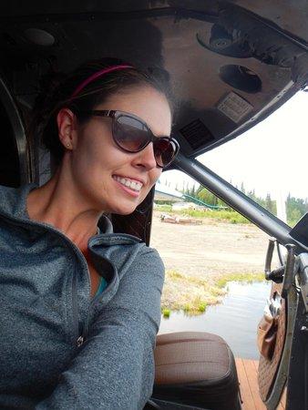 Alaska West Air : co pilot