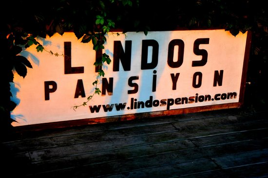Lindos Pension: The best in Dalyan!