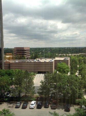 Hyatt Regency Denver Tech Center: view from 7th floor