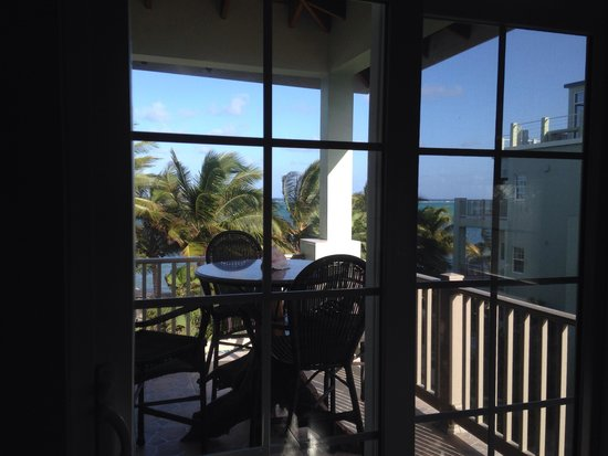 The Landings at Tres Cocos : C6 patio - great view!