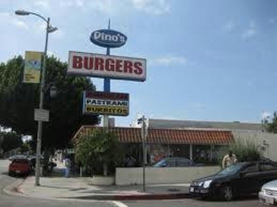 Dinos Chicken And Burgers Los Angeles Central La Restaurant