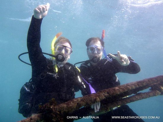 Seastar Cruises Reef Day Trips: Epic dive day