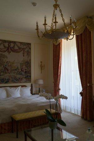 Beau-Rivage Palace: 部屋