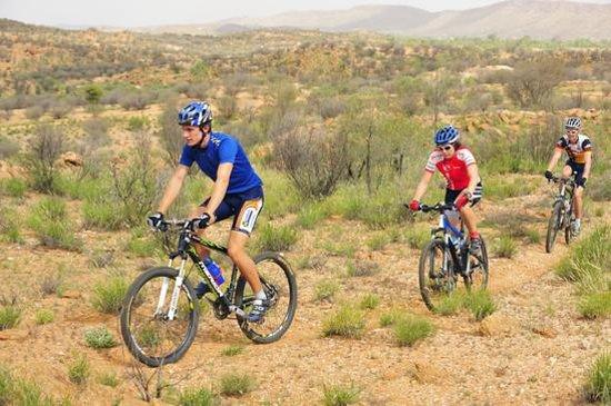 Alice Springs, Australien: Mountain Biking, Red Centre