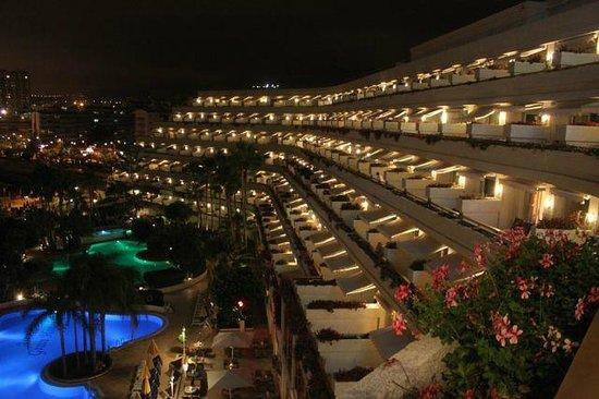 Spring Arona Gran Hotel : Ночной отель