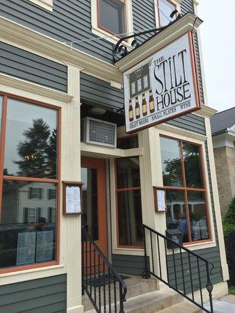 The Stilt House : Front of Building