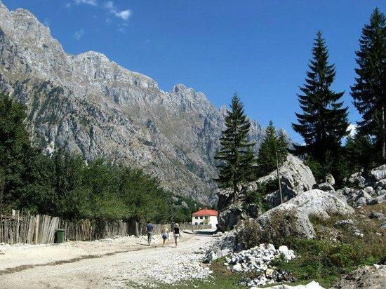 Albânia: valbona