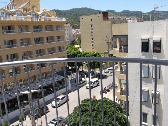 Asli Hotel: вид из номера
