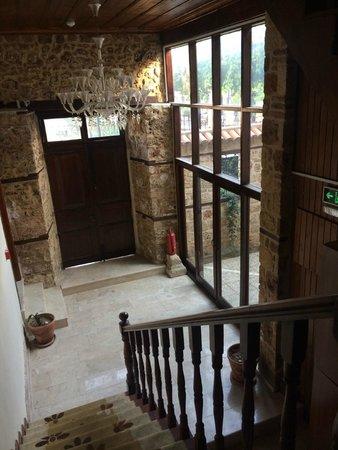 Villa Verde Pension: entrance(annex)