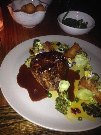 TSK - Thames Street Kitchen: Steak