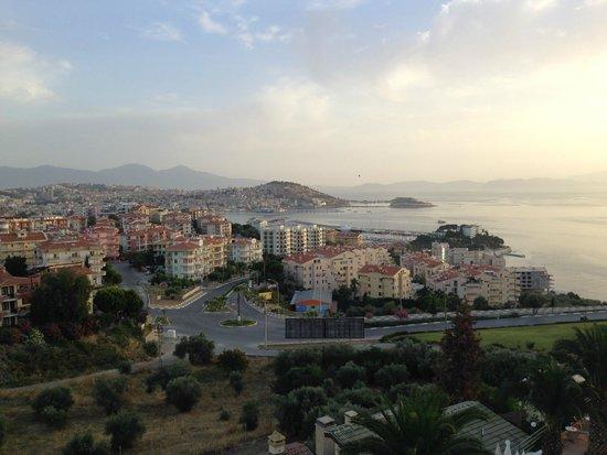 The Panorama Hill: Vue de notre chambre