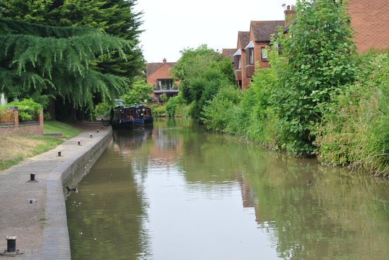 Stratford-upon-Avon Canal: Avon