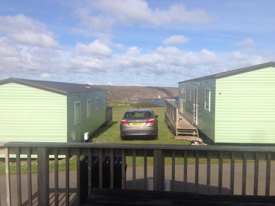 Parkdean - Sea Acres Holiday Park: View from our caravan