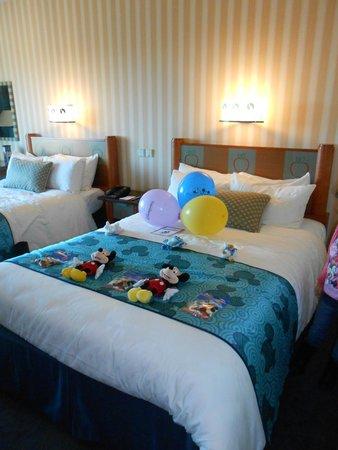 Disney's Hotel New York: sejour merveilleux