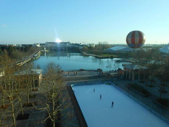 Disney's Hotel New York: magnifique vue