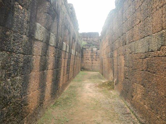 Banteay Samre: 回廊