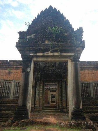 Banteay Samre: 西門