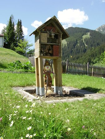 Gästehaus Andrea: Bienenhäusschen Andrea ;-)