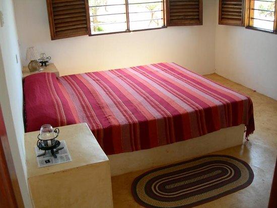Mkoko House: Bed room downstairs