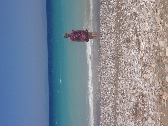 Ialyssos Bay : Beautiful beach 2 minutes walk away