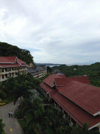 Alta Vista de Boracay : Вид из окна