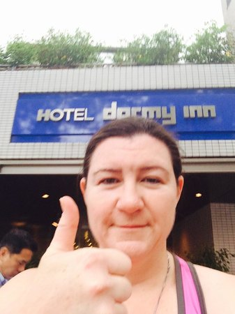 Dormy Inn Hakata Gion: Top spot