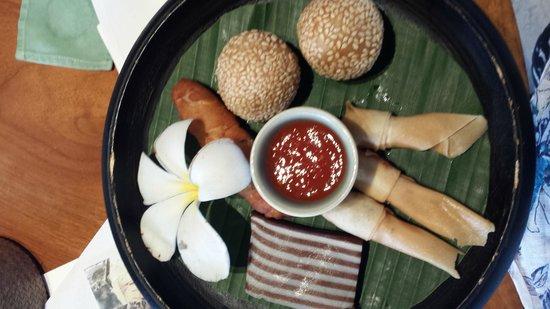 Amandari: Traditional Balinese tea