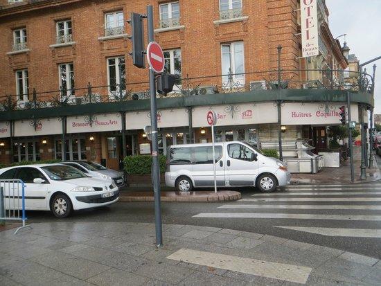 Brasserie Flo - Les Beaux Arts : Extérieur du restaurant