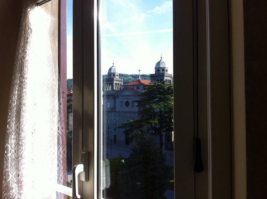 Bella Napoli: Η θέα απο το δωμάτιο Ν 5